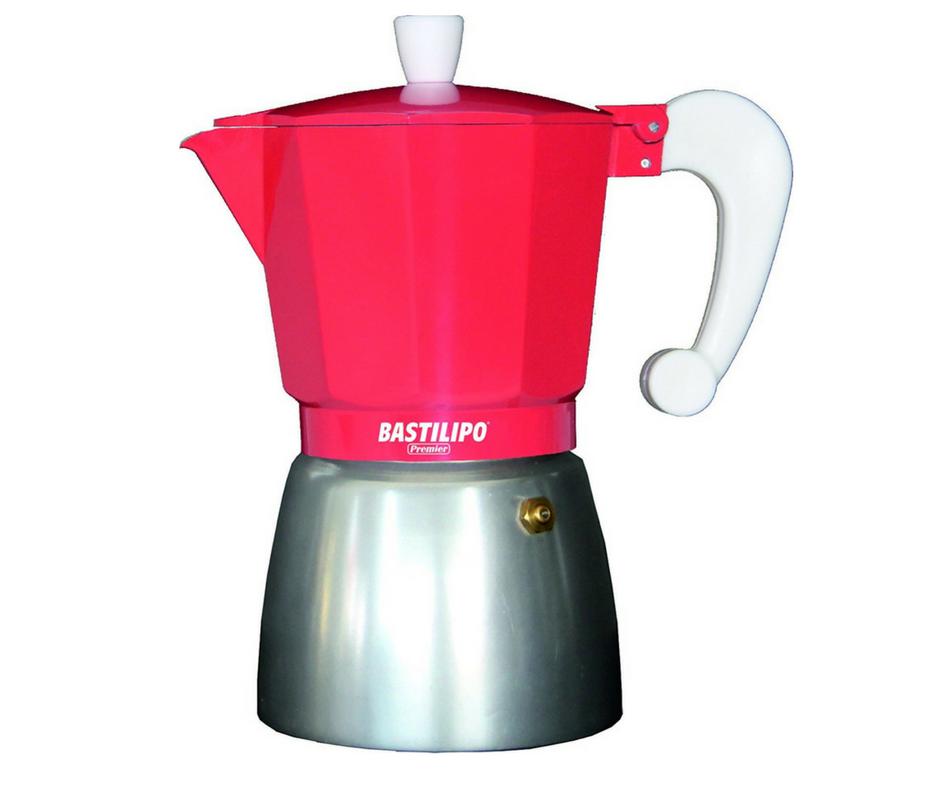 Cafetera colori